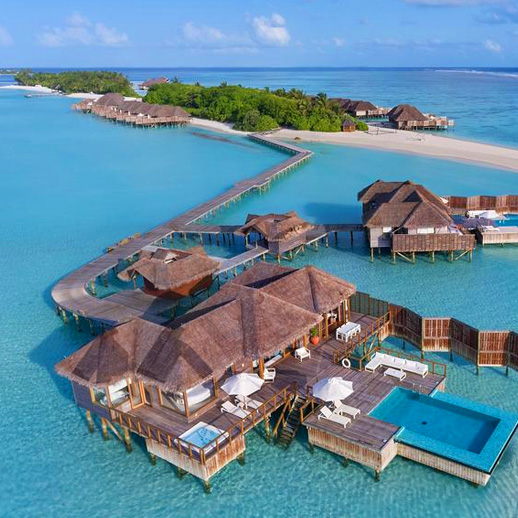 Maldives Luxury Homes: Vilamendhoo Island Resort Maldives